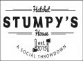 Stumpy's Design Sticker